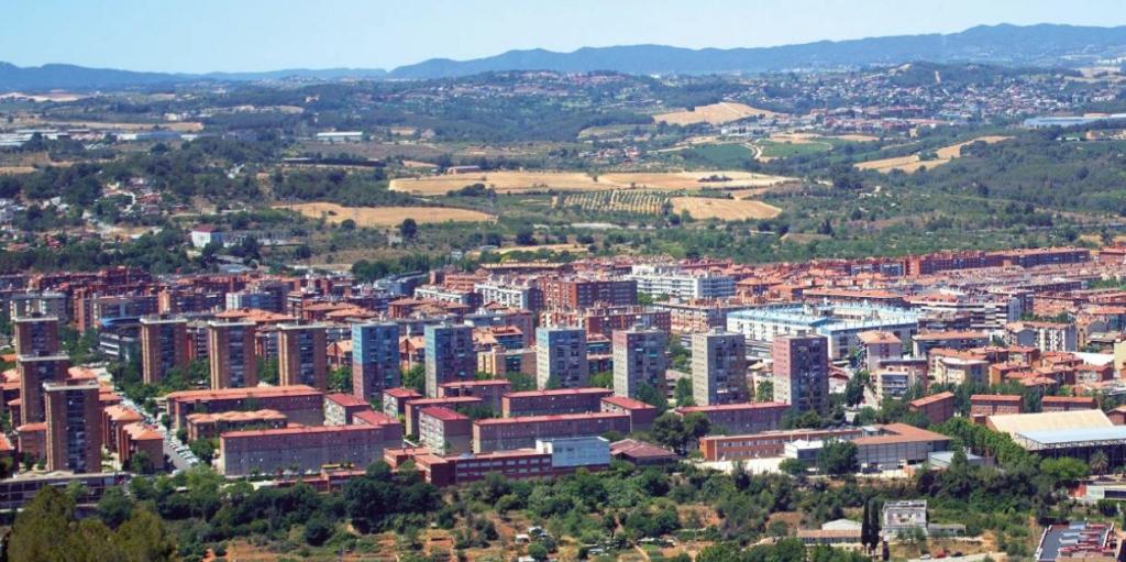 paisaje martorell barcelona en obra nueva